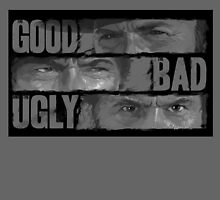 The Good, the Bad and the Ugly by pandagoo