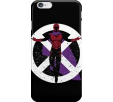 The Master of Magnetism iPhone Case/Skin