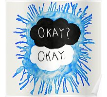 The Fault In Our Stars | Watercolor Poster