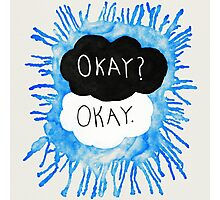 The Fault In Our Stars | Watercolor Photographic Print