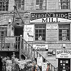 Getting Ready to Cycle Hebden Bridge by Sue Knowles