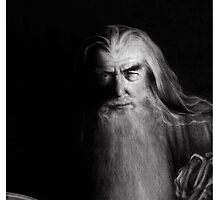 Gandalf by JavierMontero