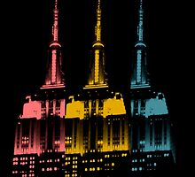 The Empire State Building  by Jamie Greene