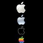 Apple evolution by Jari Vipele
