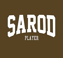 Sarod Player by ixrid
