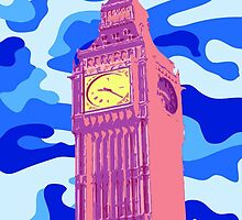 Big Ben - 2014 by PhilFryArt