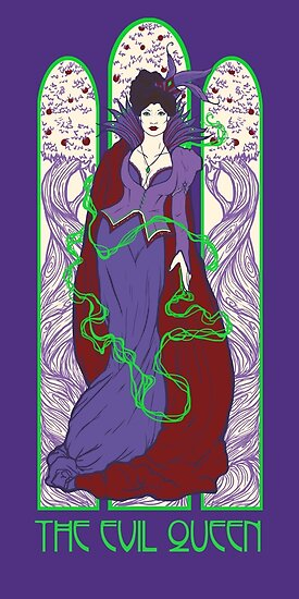 Evil Queen by FlowerFace