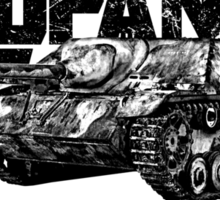 Jagdpanzer IV Sticker