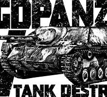 Jagdpanzer IV by deathdagger