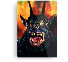 Curse of the Demon Metal Print