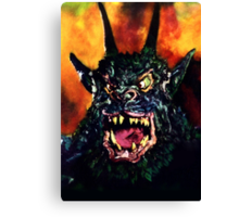 Curse of the Demon Canvas Print