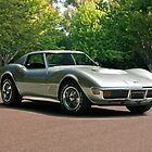 1970 Chevrolet Corvette Stingray 2 by DaveKoontz