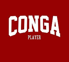 Conga Player by ixrid