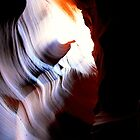Antilope Canyon Waves by loiteke