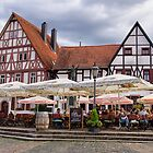 Freedom Square, Steinheim am Main by Kasia-D