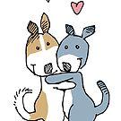 puppy love by Matt Mawson