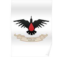 Blood Ravens - Warhammer Poster