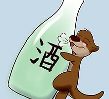 all otter sake, kin has more? by f-rosting