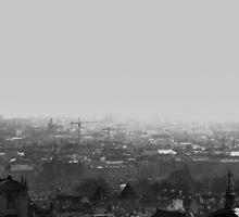 Prague Landscape by MillaAskeladd