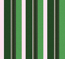Pink Roses in Anzures 1 Stripes 5V by Christopher Johnson