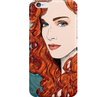 Madonna Merida iPhone Case/Skin