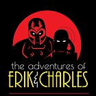 The Adventures of Erik & Charles by Justin Valdivia