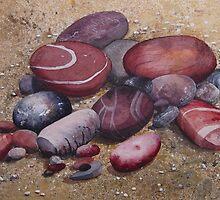 Pebbles by Val Spayne