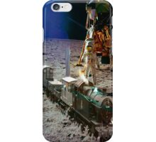 Moon Express iPhone Case/Skin
