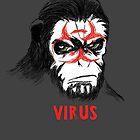 Simian Virus by Justin Valdivia
