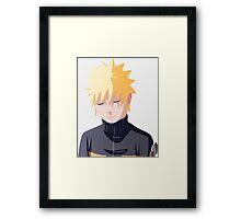 Naruto Uzamaki  Framed Print