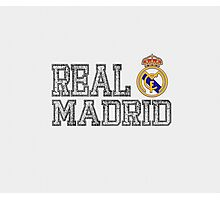 Real Madrid ~ [Update~Duvet Covers] Photographic Print