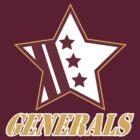 Washington Generals by DskinDCtees