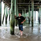 Willard...under the pier by Poete100