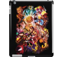 TWITCH PLAYS POKEMON- THE POSTER iPad Case/Skin