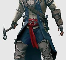 Connor Kenway by Shnooky6