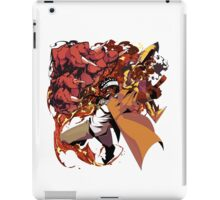 Avdol and Magician's Red iPad Case/Skin