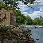 Breck's Mill by Lanis Rossi