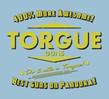 Torgue Guns Kids Clothes