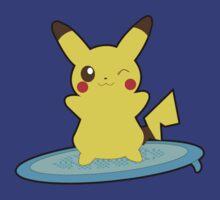 Surfing Pika Cutie by juiceboxjay