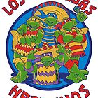Los Tortugas Hermanos by zerobriant
