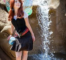 Pirate Fairy Print (Felix Wong Photography) by xanimekingdomx