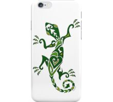 Lizard Tattoo -textured iPhone Case/Skin