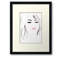 Bridget Framed Print