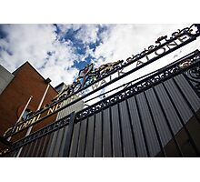 Shankly Gates - Liverpool FC - Anfield Photographic Print
