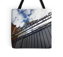Shankly Gates - Liverpool FC - Anfield Tote Bag