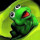 Froggie Play by ienemien