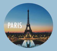 Paris is my home Kids Clothes