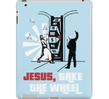 Jesus Take The Wheel iPad Case/Skin