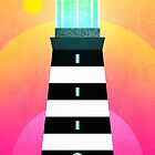 Lighthouse by Elisabeth Fredriksson
