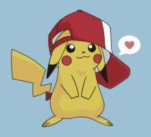 Pikachu loves you! by Sidhiel